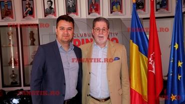 Editorial atipic Cornel Dinu. Dorința lui Lucescu, exemplul lui Hagi și educația lui Ionuț Adrian Popa, președinte CS Dinamo, îmi dau speranțe