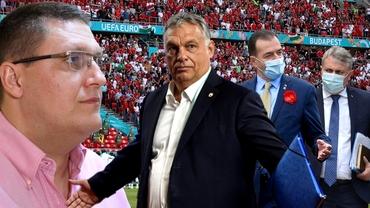 Editorial Horia Ivanovici. Seara în care le-am făcut galerie ungurilor! Ei cu Viktor Orban-liderul, noi cu Ludovic Orban-menestrelul și Lucian Bode-pomanagiul