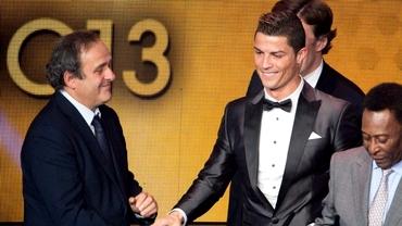 VIDEO / Răzbunare! Ronaldo l-a UMILIT pe Platini