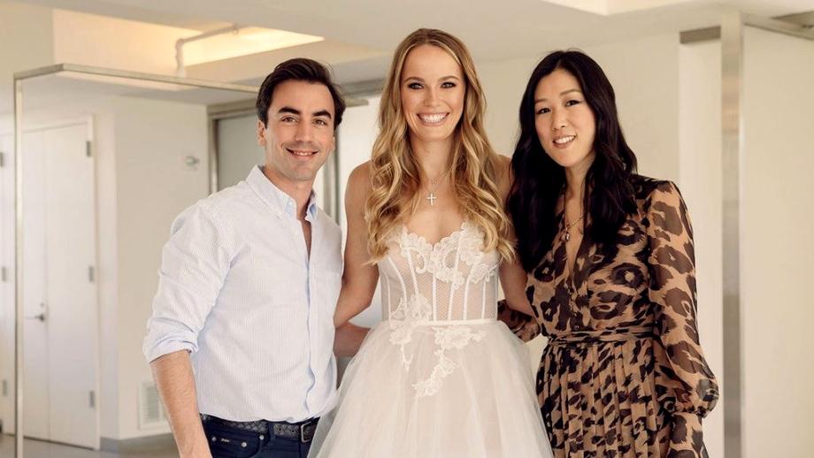 Caroline Wozniacki s-a căsătorit cu fostul baschetbalist David Lee! Nume mari au fost la nuntă. GALERIE FOTO