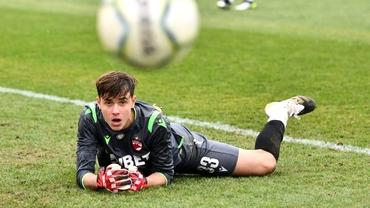 """Aleksander Mitrovic, obiectiv îndrăzneț după ce a semnat cu Genoa: """"Vreau să debutez anul acesta în Serie A!"""" Exclusiv"""