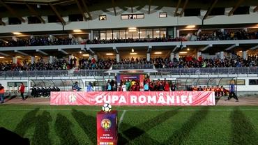 Csikszereda - U Craiova, din Cupa României, cu casa închisă! Biletele s-au vândut într-un timp record
