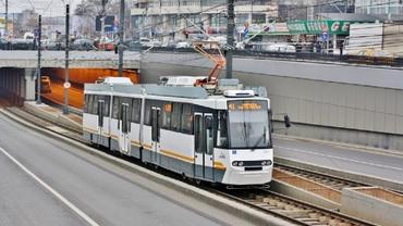 Anunțul STB despre traseul tramvaiului 41. Cum se va circula pe cea mai aglomerată linie din București