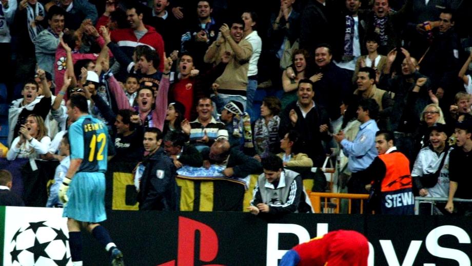 A îngropat Steaua cu Real, acum a bătut un arbitru!