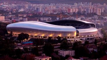 Stadioanele din România care pot găzdui CM 2030. Din șase, două sunt în paragină și unul încă nu e construit!