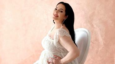 Angela Rusu, schimbări radicale după ce a născut la 47 de ani. Cum și-a revenit artista după sarcină