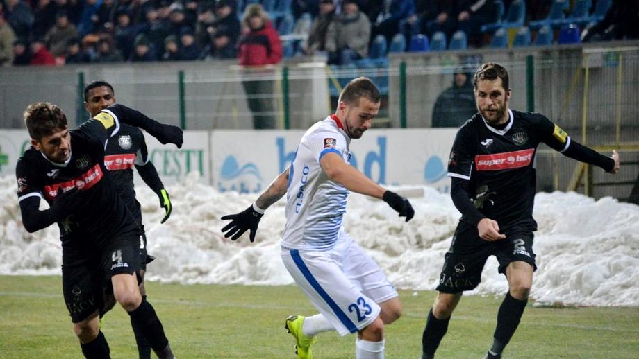 FC Botoşani - Poli Iaşi 3-0 VIDEO în Liga 1 Betano. Moldovenii lui Ciobotariu s-au îndepărtat de zona de retrogradare