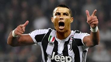 Juventus a dezvăluit tricourile pentru sezonul viitor! Cum va fi îmbrăcat Cristiano Ronaldo