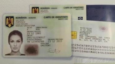 Anunț care îi privește pe toți românii! Nu vom mai putea să călătorim fără cartea de identitate electronică