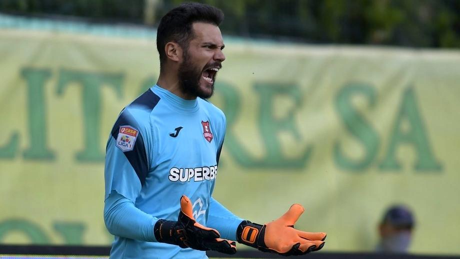 CFR Cluj l-a transferat pe Cristiano Figueiredo! A fost prezentat oficial. Fanatik confirmat