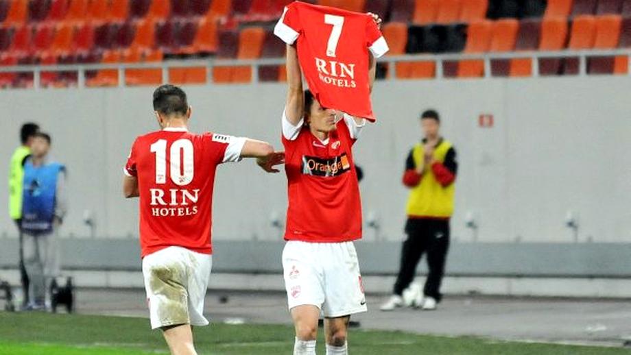 A fost om de bază la Dinamo în retur, dar ar putea sta pe