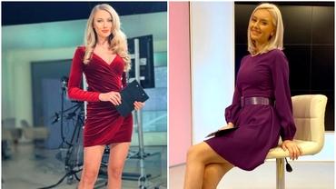 De pe podium, la pupitrul știrilor sportive. Cine sunt cele mai frumoase prezentatoare TV din România. Foto
