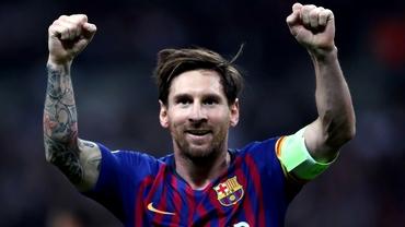 Lionel Messi, campionul cifrelor InStat în sezonul 2019-2020! Argentinianul, fără rival în Europa. Cristiano Ronaldo, abia locul 5 în Serie A