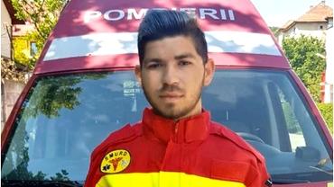 MAI, mesaj de încurajare pentru un tânăr rom. Eduard este voluntar SMURD și a salvat viața unui bătrân