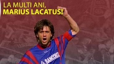 """Ziua """"Fiarei"""". Marius Lăcătuș la 56 de ani. Amintiri fotbalistice, dar nu numai! Video de suflet și amintiri"""