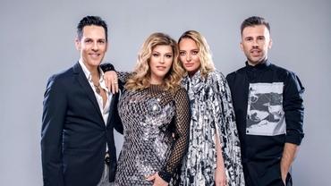 X Factor, primele imagini de la audiții! Ce au făcut jurații în timpul filmărilor - Foto