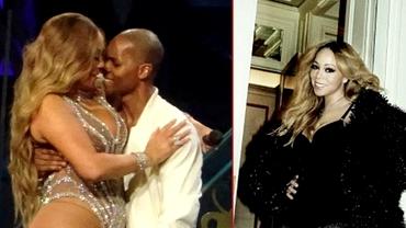 Cât de mult a slăbit Mariah Carey! Pictorial inedit în lenjerie intimă