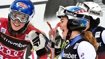 Shiffrin şi Myhrer, primii câştigători din istorie în city event-ul de la Oslo!
