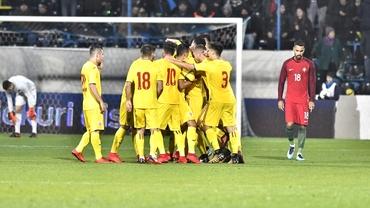 Lotul naţionalei României U21 pentru meciurile cu Portugalia şi Bosnia-Herțegovina. Rădoi a convocat 5 jucători de la FCSB