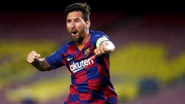 Leo Messi a strălucit în Barcelona - Huesca 4-1. Două goluri, pentru două noi recorduri