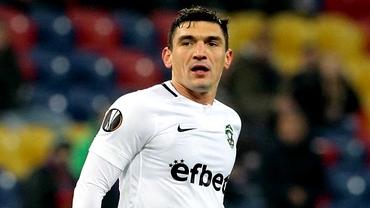 Claudiu Keșeru și-a luat adio de la Ludogorets, după ce Gigi Becali a anunțat în Fanatik transferul la FCSB