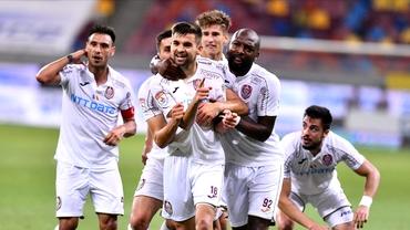 Cine transmite la televizor CFR Cluj - Dinamo Zagreb, în turul doi preliminar din Liga Campionilor! Două posturi tv au anunțat că transmit meciul