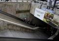 Incident grav la metrou. O garnitură plină cu pasageri luat foc la Piața Romană