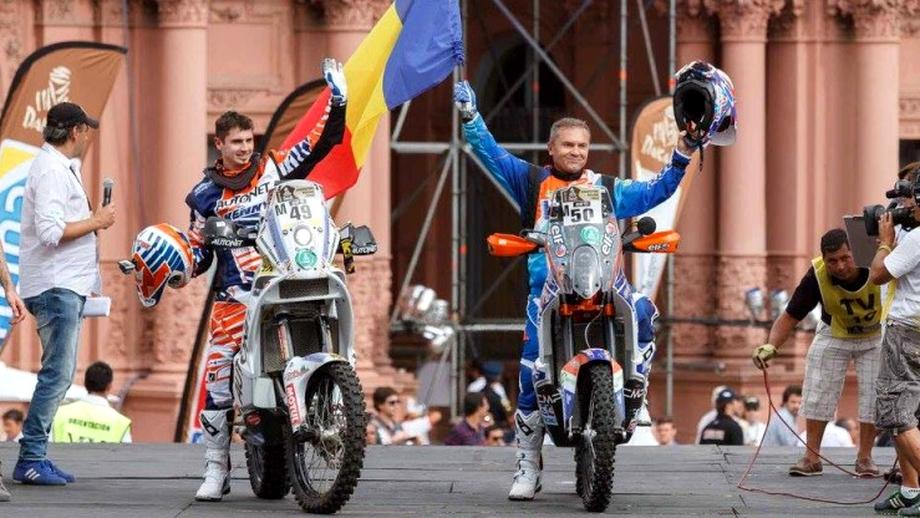 Abandon românesc în Raliul Dakar! Gyenes, clasare foarte bună!