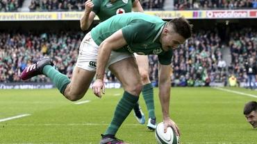 Video. Irlanda a câştigat Turneul celor şase naţiuni! Aproape de Marele Şlem