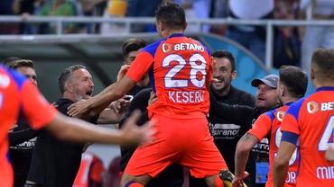 Cristi Coste scrie cronica derby-ului-măcel FCSB - Dinamo 6-0. Tancul Keșeru a băgat sub șenile un Dinamo în comă