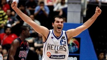 Un nume uriaș va antrena echipa de baschet a Craiovei! Michalis Kakiouzis e campion european și fost jucător al Barcelonei