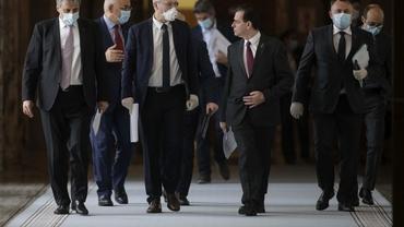 Ludovic Orban i-a dat ordin lui Raed Arafat să facă o modificare în Hotărârea de Guvern referitoare la starea de alertă. Răspunsul șefului DSU