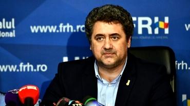 Alexandru Dedu explică decizia de a suspenda handbalul din România: