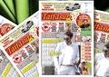 """Revista Taifasuri 848! Editorial Fuego! Exclusiv: interviu cu """"Ștefan"""" din serialul """"Vlad"""", Andrei Aradits! Vedete, rețete, concurs… Surprize!"""