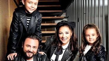 Copiii Andrei și ai lui Cătălin Măruță câștigă deja bani frumoși, din social media: