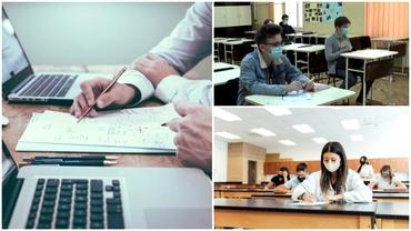 Teste de antrenament Evaluarea Națională și Bacalaureat 2021. A fost publicat setul 6