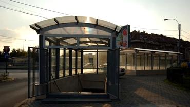 Șantier la stația de metrou Crângași. Accesul comun cu tramvaiul se închide până în octombrie