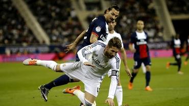 Contre între Ibrahimovic şi Ramos pe internet!
