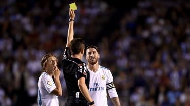Recorduri negative pentru Sergio Ramos. E jucătorul cu cele mai multe