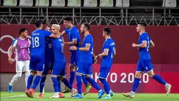 Ce cotă are naționala României ca să câștige turneul olimpic, după victoria cu Honduras? Cine sunt principalele favorite