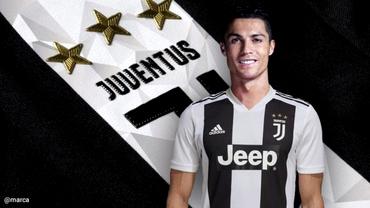 Când joacă Ronaldo primul meci la Juventus. Programul jocurilor amicale pentru torinezi