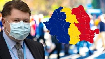 Când va atinge România imunitatea de grup. Estimările lui Alexandru Rafila