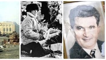 Imagini cu impact emoțional cu victimele Revoluției din 1989