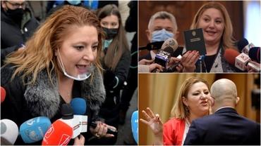 Cum a ajuns Diana Șoșoacă să fie sancționată în Senat. Derapaje xenofobe, sfidarea Președintelui, jigniri pentru colegi și instigări la proteste