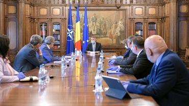 Klaus Iohannis, ședință pe teme economice la Cotroceni. Premierul și mai mulți miniștri, convocați
