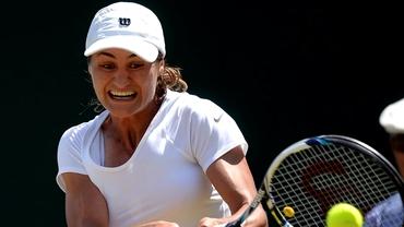 Monica Niculescu e deja în sferturi la dublu! Pe cine va înfrunta