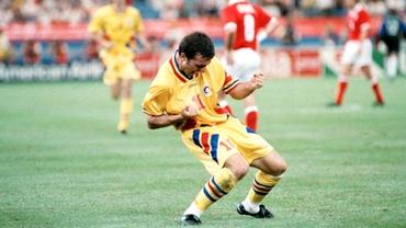 Gică Hagi, în topul celor mai buni 25 de fotbalişti din anii '90! I-a depăşit pe Rivaldo sau Raul