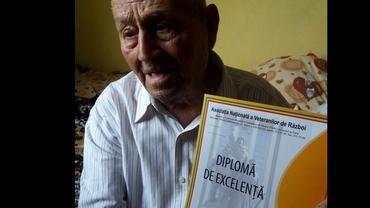 A murit unul dintre cei mai bătrâni veterani de război din România. Alexandru Zamfirescu avea 108 ani