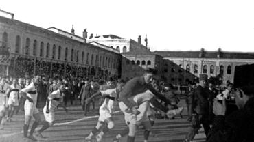 Special. Turcii, debut în fotbal cu tricolorii. Ce s-a întâmplat acum 94 de ani