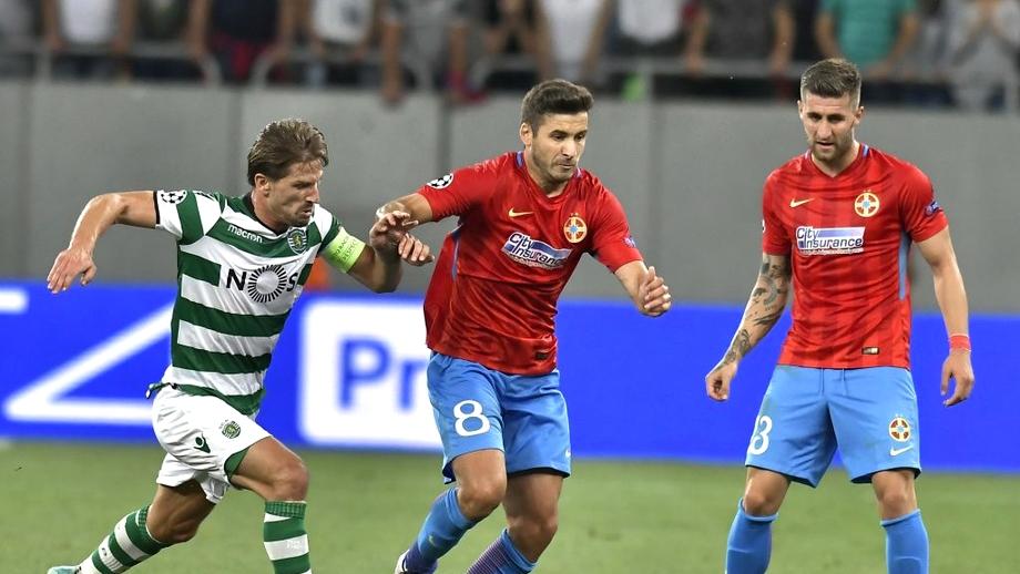 Cum s-a descurcat FCSB de-a lungul anilor împotriva echipelor din Portugalia. O singură victorie obţinută şi nici aceasta n-a contat! VIDEO
